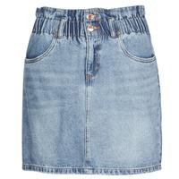 material Women Skirts Only ONLMILLIE Blue / Medium