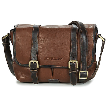 Bags Men Messenger bags Arthur & Aston 2018-05-B Brown