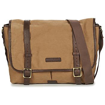 Bags Men Messenger bags Arthur & Aston 2025-03-F Beige