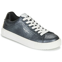 Shoes Women Low top trainers Pepe jeans ADAM SNAKE Grey
