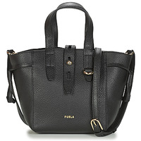 Bags Women Shoulder bags Furla FURLA NET MINI TOTE Black
