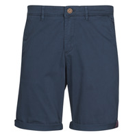 material Men Shorts / Bermudas Jack & Jones JJIBOWIE Marine
