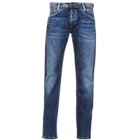material Men straight jeans Pepe jeans SPIKE Z23 / Blue / Clear