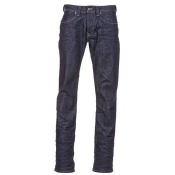 material Men straight jeans Pepe jeans CASH Blue / Raw