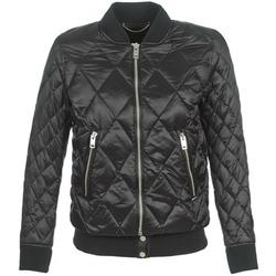 material Women Jackets / Blazers Diesel W-TRINA Black