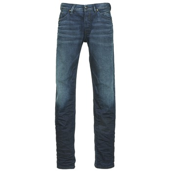 material Men straight jeans Diesel BELTHER Blue