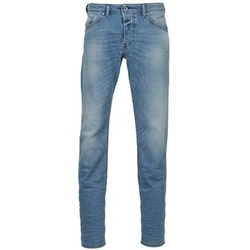 material Men straight jeans Diesel BELHER Blue / Clear