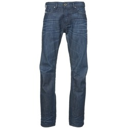 material Men straight jeans Diesel BUSTER Blue / Dark
