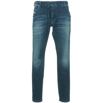 material Men straight jeans Diesel KROOLEY Blue / Dark