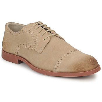 Shoes Men Derby shoes Casual Attitude BALTOK BEIGE