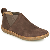 Shoes Women Mid boots El Naturalista CORAL Brown