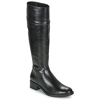 Shoes Women Boots Unisa ENERIZ Black