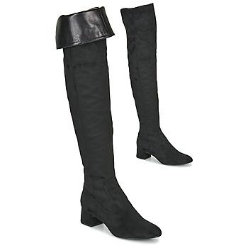 Shoes Women High boots Unisa LUKAS Black