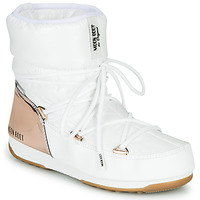Shoes Women Snow boots Moon Boot MOON BOOT LOW ASPEN WP White