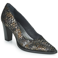 Shoes Women Court shoes Myma KOLA Black / Gold