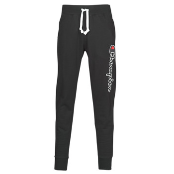 material Men Tracksuit bottoms Champion HEAVY COMBED COTTON Black