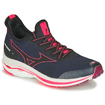 Shoes Women Running shoes Mizuno WAVE RIDER NEO Blue / Pink