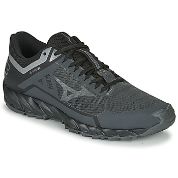Shoes Men Running shoes Mizuno WAVE IBUKI 3 GTX Black