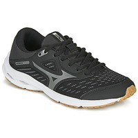 Shoes Children Running shoes Mizuno WAVE RIDER 24 Black