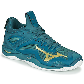 Shoes Men Indoor sports trainers Mizuno WAVE MIRAGE 3 Blue