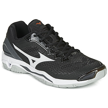 Shoes Men Indoor sports trainers Mizuno WAVE PHATOM 2 Black