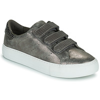 Shoes Women Low top trainers No Name ARCADE STRAPS Grey