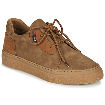 Shoes Men Low top trainers Armistice ONYX BASKET M Brown