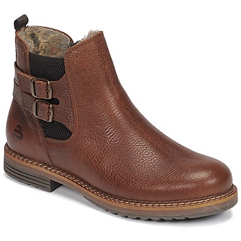 Shoes Women Mid boots Bullboxer 049M65402ECGDBTD70 Brown