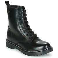 Shoes Women Mid boots MTNG 50192-C47638 Black