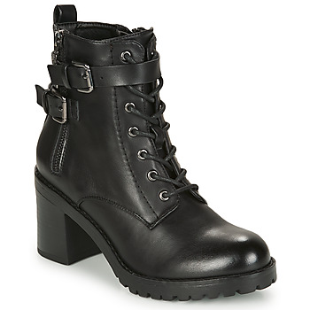 Shoes Women Ankle boots MTNG 58674-C50055 Black