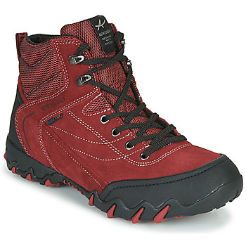 Shoes Women Hiking shoes Allrounder by Mephisto NIGATA-TEX Red