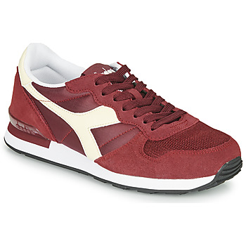 Shoes Low top trainers Diadora CAMARO Bordeaux