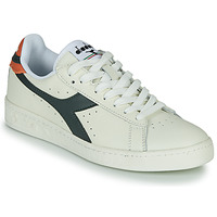 Shoes Low top trainers Diadora GAME L LOW White / Blue
