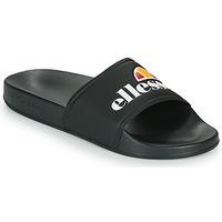 Shoes Men Sliders Ellesse FILIPPO SYNT Black