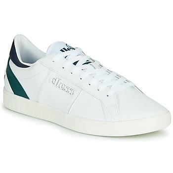 Shoes Men Low top trainers Ellesse LS-80 White