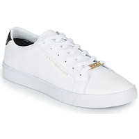 Shoes Women Low top trainers Tommy Hilfiger CUPSOLE SNEAKER White