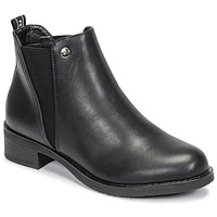 Shoes Women Mid boots Les Petites Bombes AKINA Black