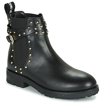Shoes Women Mid boots Love Moschino JA21324G0B Black