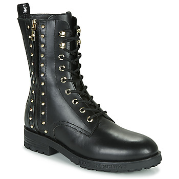 Shoes Women Mid boots Love Moschino JA21354G0B Black