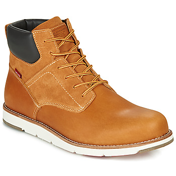Shoes Men Mid boots Levi's JAX PLUS Brown