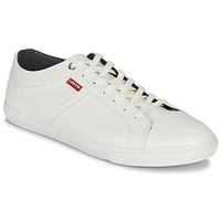 Shoes Men Low top trainers Levi's WOODS White