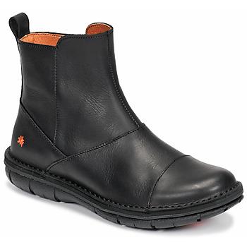 Shoes Women Mid boots Art MISANO Black