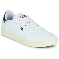 Shoes Men Low top trainers Tommy Jeans TOMMY JEANS ESSENTIAL CUPSOLE White