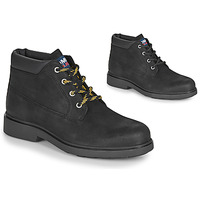 Shoes Men Mid boots Tommy Jeans LOW CUT TOMMY JEANS BOOT Black