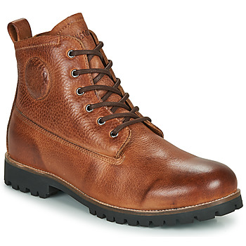 Shoes Men Mid boots Blackstone  Brown