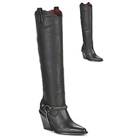 Shoes Women Boots Bronx NEW KOLE Black