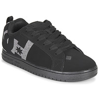 Shoes Men Skate shoes DC Shoes COURT GRAFFIK Black