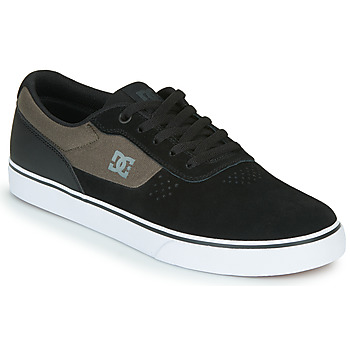 Shoes Men Low top trainers DC Shoes SWITCH Black