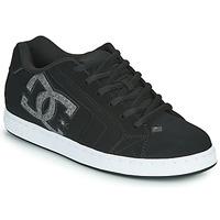 Shoes Men Low top trainers DC Shoes NET Black / Grey