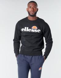 material Men sweaters Ellesse SL SUCCISO Black